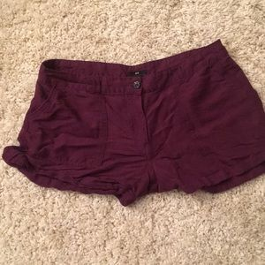 H&M linen short